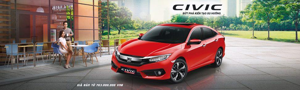 Honda Civic banner