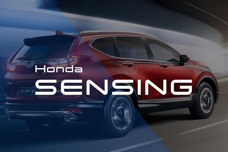 Honda Sensing công nghệ an toàn có gì đặc biệt?