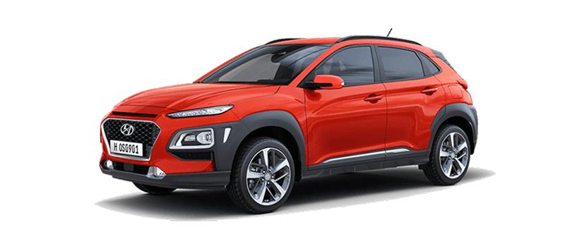 Hyundai Kona - Banner