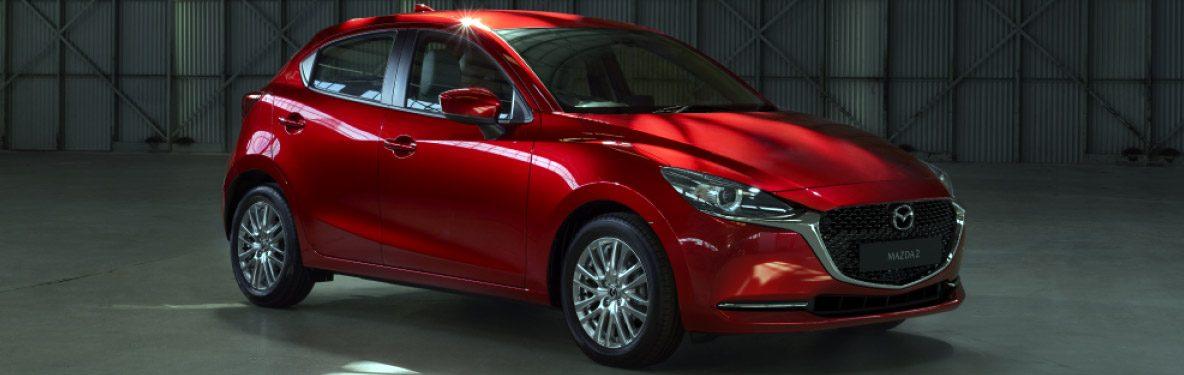 New Mazda 2 Sport banner
