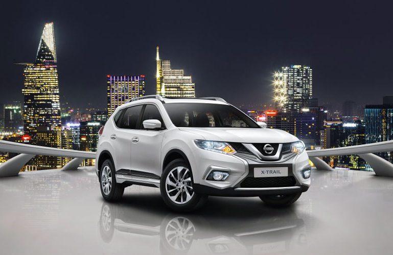 Nissan X-Trail Banner