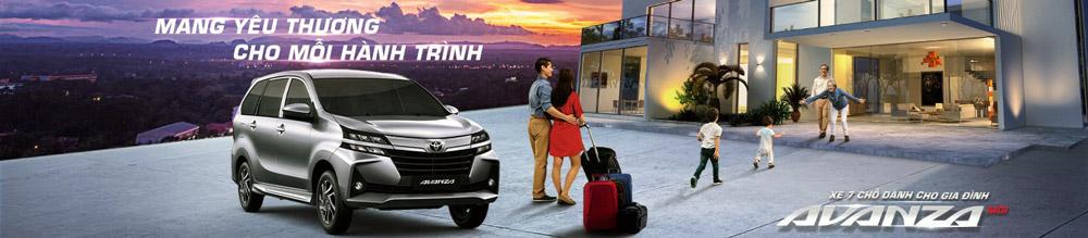 Toyota Avanza - Banner