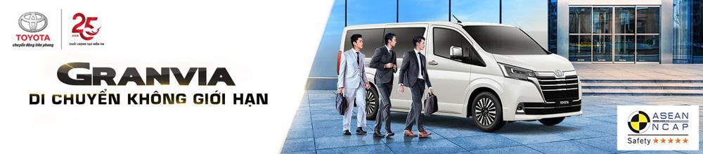 Toyota Granvia - Banner