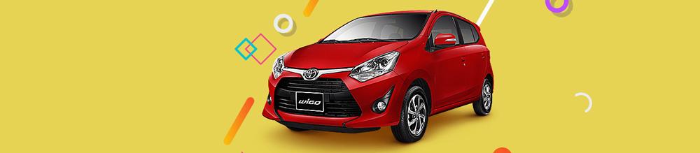 Toyota Wigo - Banner