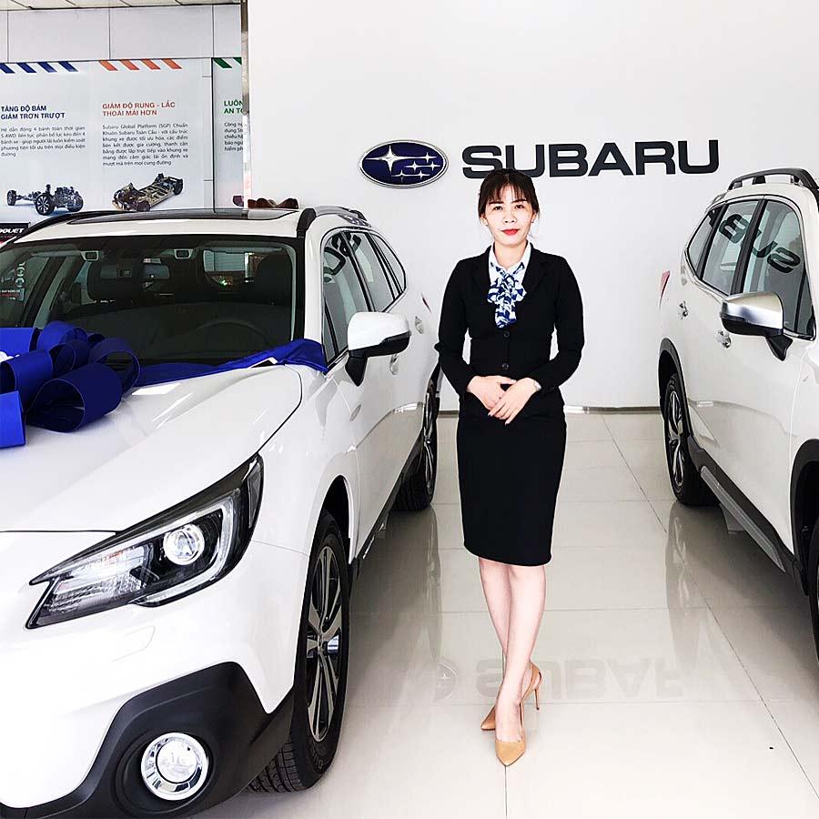 Chuyên viên tư vấn Subaru Cần Thơ