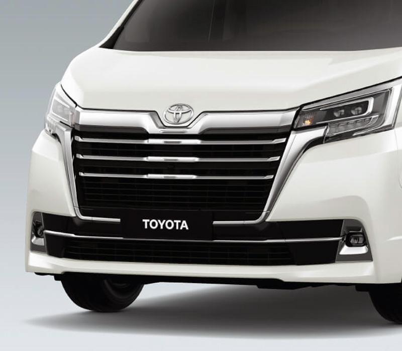 Đầu xe Granvia - Toyota Cần Thơ