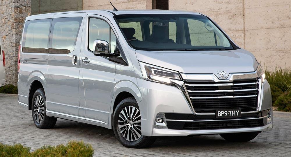 Toyota Granvia 2020 Ngoại thất