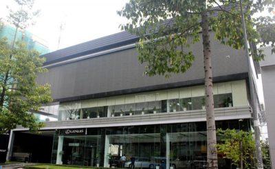 Lexus Cần Thơ - Sài Gòn