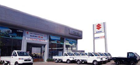 Tư vấn mua xe tải nhỏ Suzuki Cần Thơ
