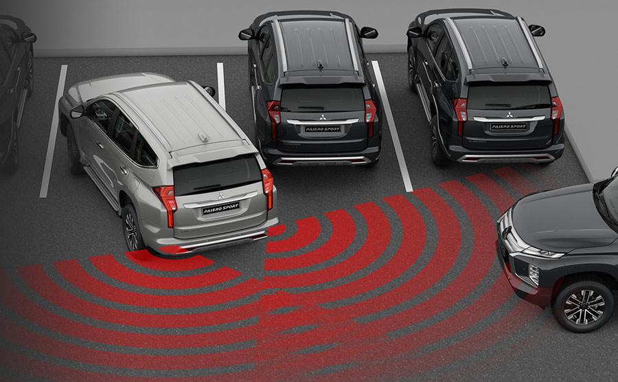 Cảm biến góc & Hệ thống cảnh báo phương tiện cắt ngang khi lùi xe - PCTA.