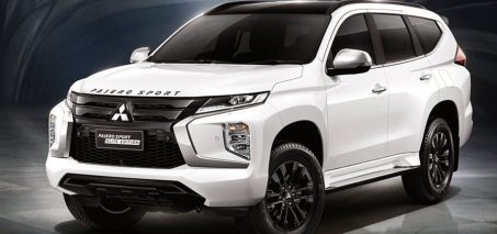 [Video] Mitsubishi Pajero Sport 2020