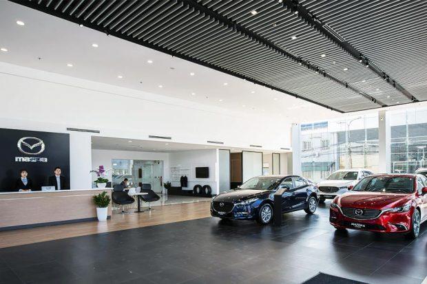 Mazda Hậu Giang: Giá tốt & Hỗ trợ mua trả góp