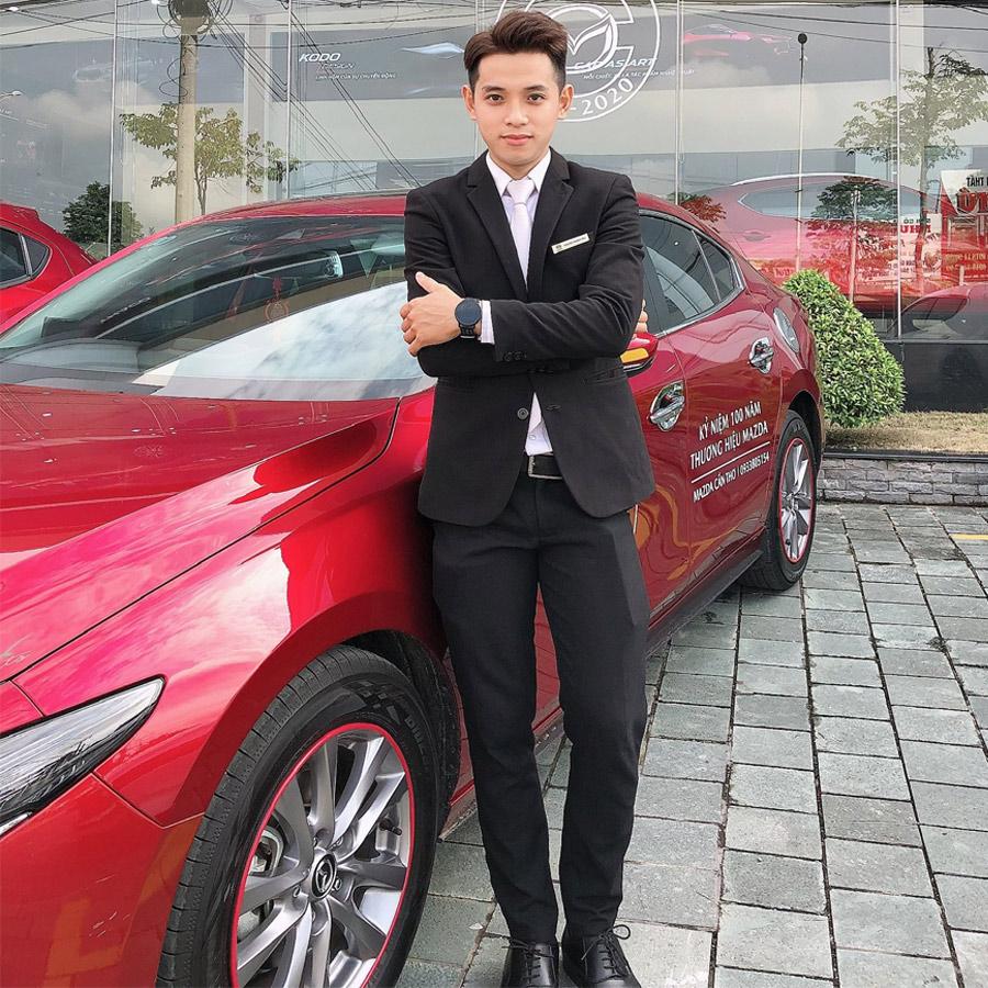 Chuyên viên tư vấn Mazda Cần Thơ