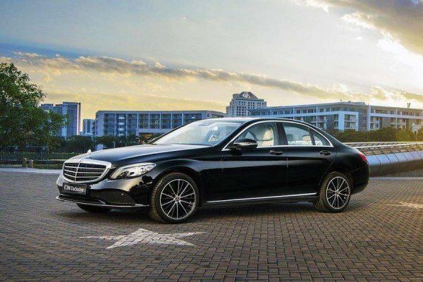 Mercedes C200 Exclusive 2.0 (xe lướt)