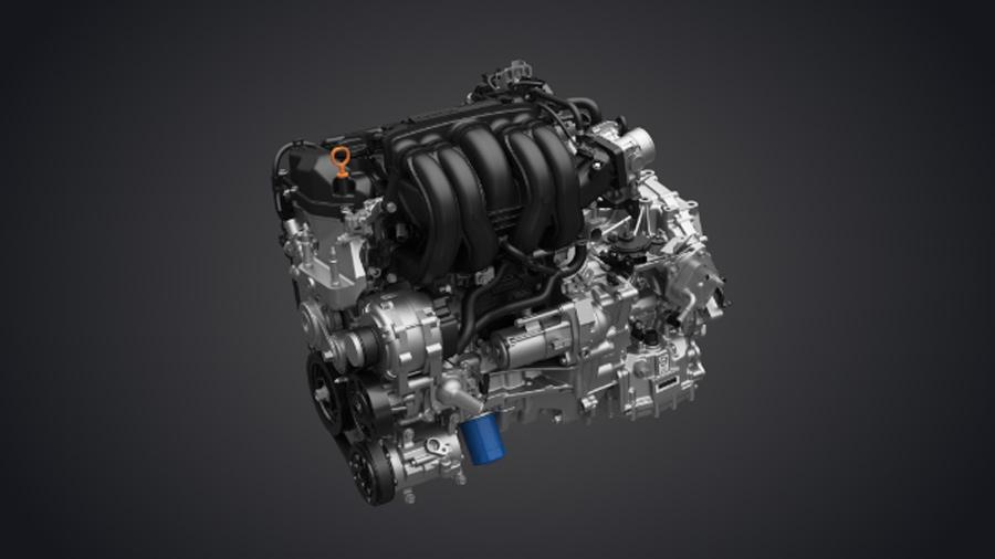 Động cơ 1.5L i-VTEC DOHC mới cho công suất cực đại 119Hp/6600rpm