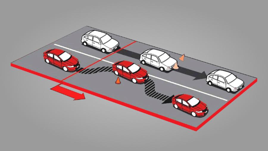 Hệ thống chống bó cứng phanh (ABS) , phân bổ lực phanh điện tử (EBD) và hỗ trợ phanh khẩn cấp (BA) giúp xe an toàn trong những tình huống phanh khẩn cấp.