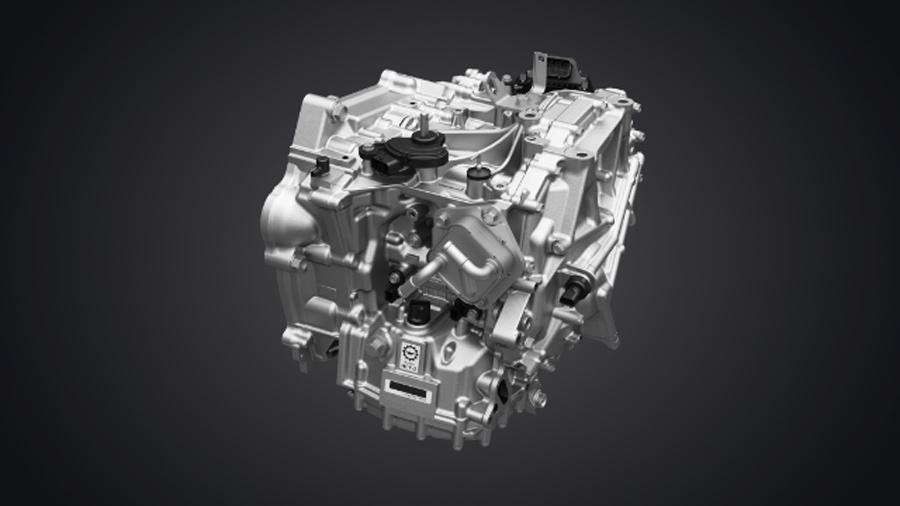 Hộp số tự động vô cấp (CVT) mượt mà và tiết kiệm nhiên liệu
