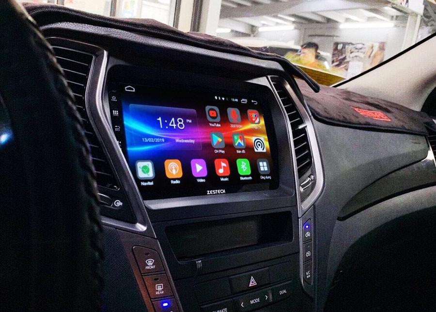 Zestech: Màn hình DVD Android trên xe ô tô