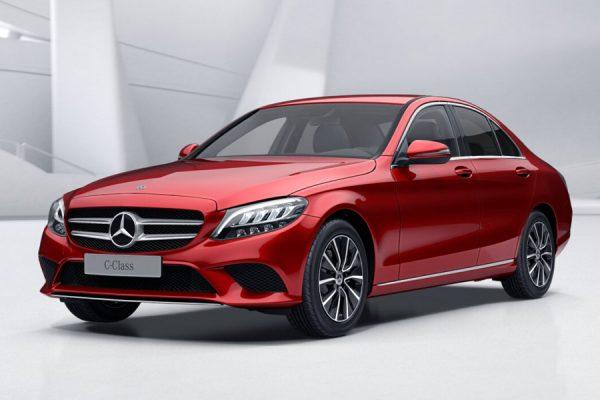 Mercedes cũ Cần Thơ: Mercedes C300 (đời 2019)
