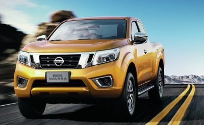 Nissan Cần Thơ: Xe bán tải Nissan Navara A-IVI