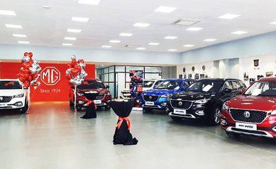 Đại lý 3S MG Cần Thơ: Giá xe & Khuyến mãi Chính Hãng
