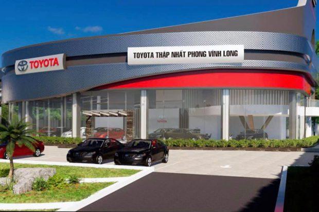 Đại lý 3S Toyota Vĩnh Long - Thập Nhất Phong