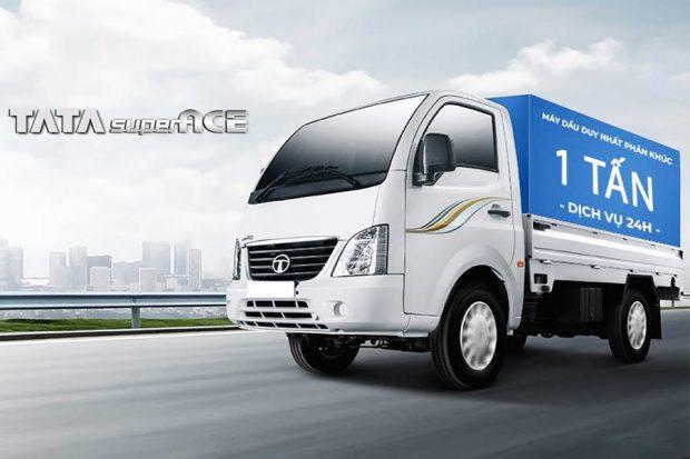 Xe tải TMT TATA Super Ace 1T2 | Đại lý xe tải Cần Thơ