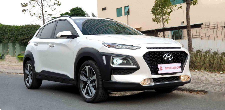 Trung tâm ô tô cũ Cần Thơ: Hyundai Kona 2019