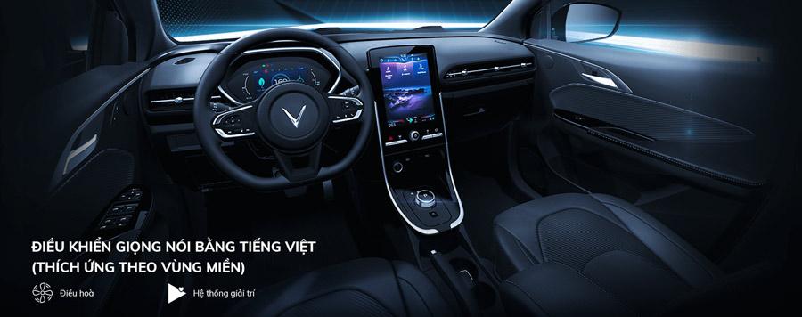 Hệ thống điều khiển bằng giọng nói (tiếng Việt)