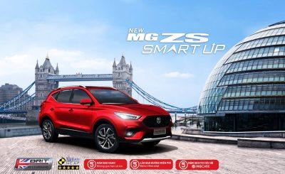MG ZS Standard 519 Triệu (Bản tiêu chuẩn)