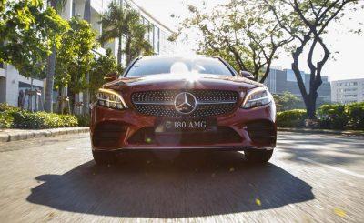 Mercedes C180 AMG 2021 | Mercedes Cần Thơ