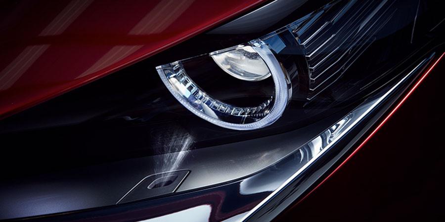 Cụm đèn pha Mazda CX-30