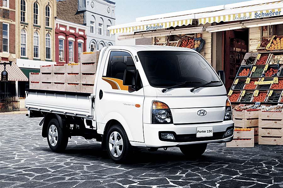 Huyndai Porter H150 Cần Thơ: Giá xe & Khuyến Mãi