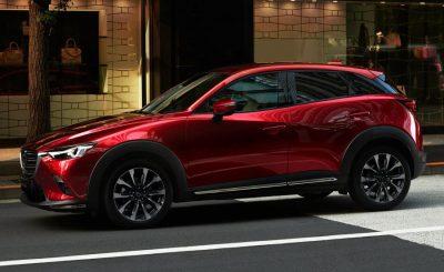 Mazda CX-3 Cần Thơ: Báo giá & Khuyến mãi Mới