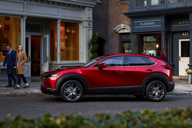 Mazda CX-30 Cần Thơ mua xe giá tốt