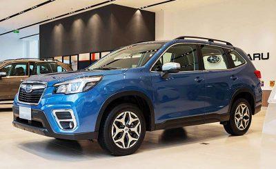 Chương trình khuyến mãi & Bảng giá Subaru Tháng 6