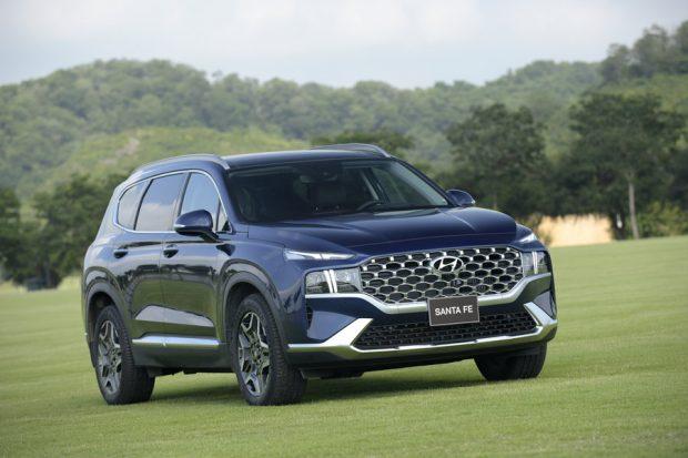 Hyundai SantaFe Cần Thơ: Thông tin, Giá & Khuyến mãi