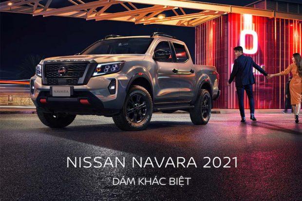 [Video] Nissan Navara 2021 Cần Thơ: Dám Khác Biệt