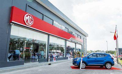 MG Cần Thơ: Đại lý 3S MG chính hãng tại Miền Tây