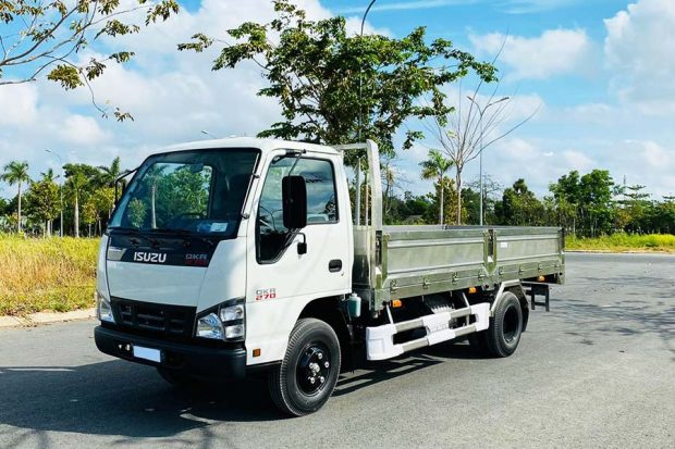 Xe tải Isuzu QKR270 Cần Thơ