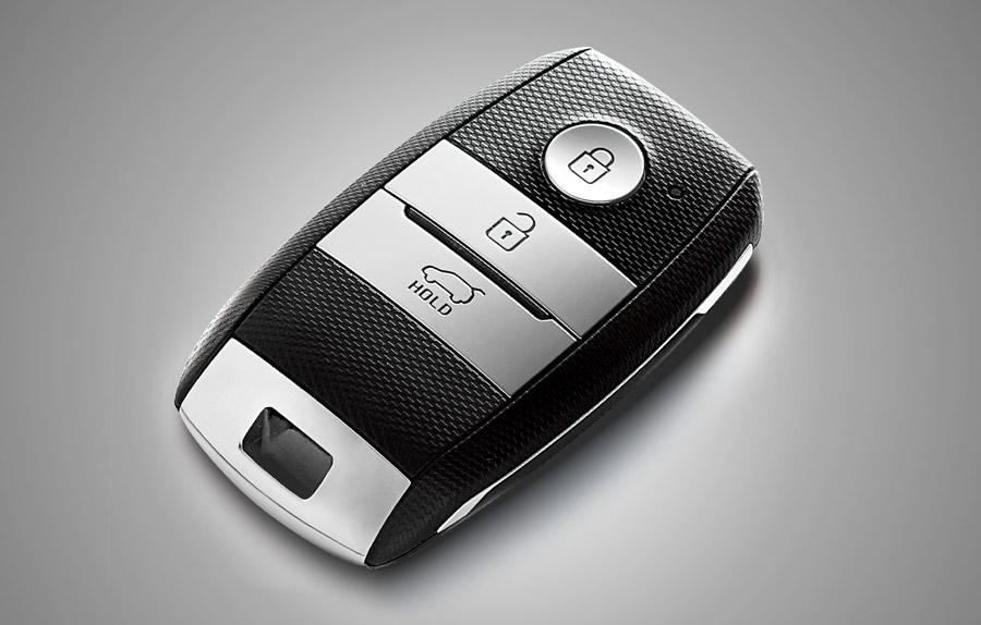 Chìa khóa thông minh, nút nhấn khởi động - Tăng tính tiện lợi, thoải mái và cảm nhận cao cấp trong quá trình sử dụng hàng ngày