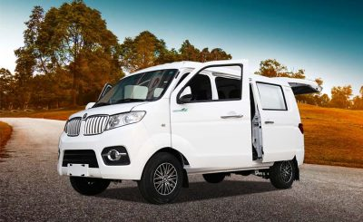 Xe tải van DongBen X30 - SRM DongBen Cần Thơ