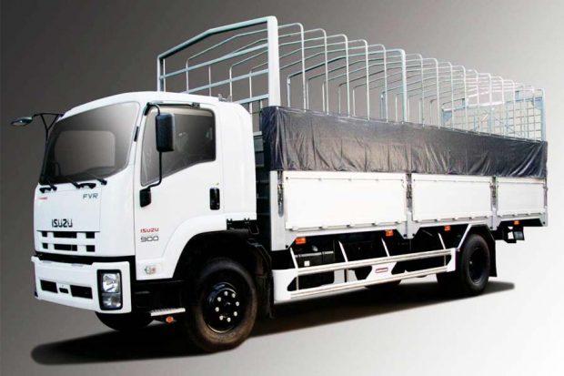 Xe tải Isuzu FvR 900 Cần Thơ (tải 9 tấn - có trả góp