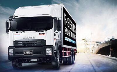 Xe tải Isuzu FVM 15000 | Đại lý 3S Isuzu Cần Thơ