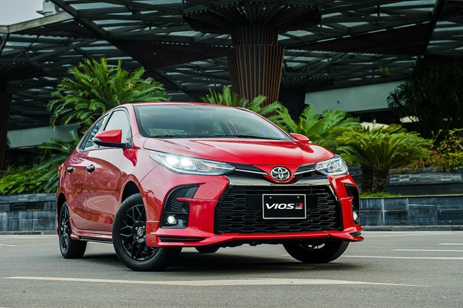 Toyota Vios Cần Thơ: Giá Ưu Đãi #1 & Khuyến Mãi Mới