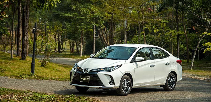 Tổng quan Toyota Vios mới