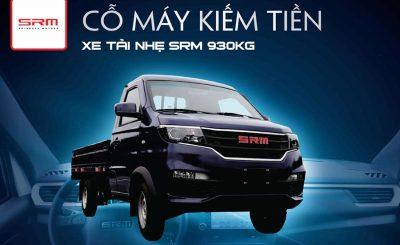 Xe tải Shineray SRM 930 - SRM Shineray Cần Thơ
