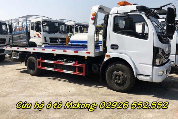 Dịch vụ cứu hộ ô tô Cần Thơ & miền Tây: Nhanh & Uy Tín