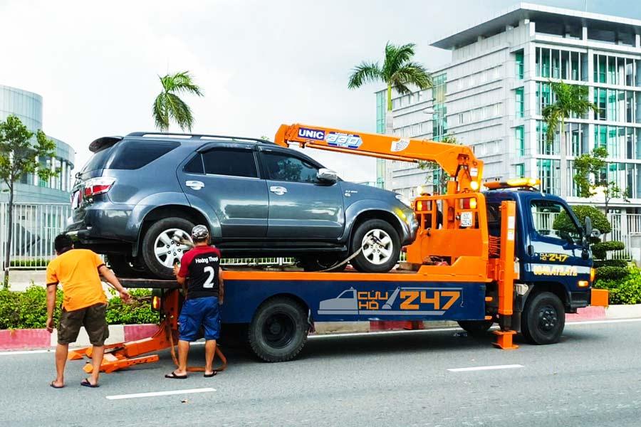 Dịch vụ cứu hộ giao thông nhanh chóng & uy tín Cần Thơ