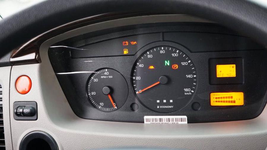 Đồng hồ hiển thị đa thông tin trên xe